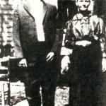 Calvin Henderson Fikes and Martha Morris Fikes