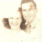 Lewis-Dorothy-Wedding-7-15-1945