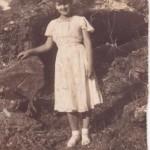 Virginia Fikes 1949 Kenwood, CA
